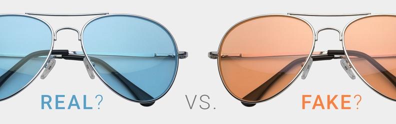 2a4cdaa5ab9935 3 façons de savoir si vos lunettes de soleil de grande marque sont  réellement fausses (Guide avec des photos)   Blog Lentiamo.fr